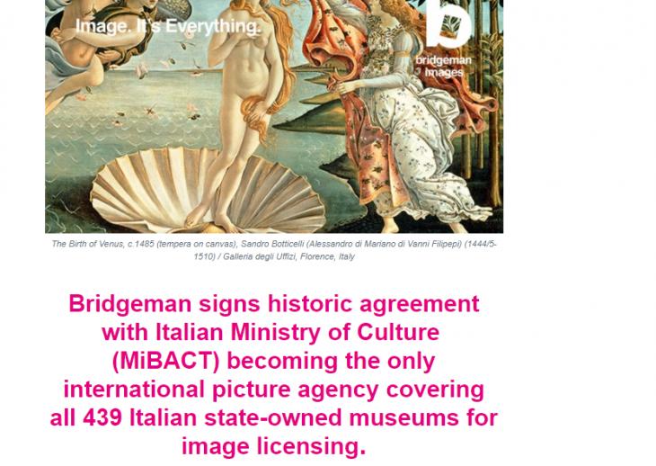 """ENNESIMO SOPRUSO PIDDINO: FRANCESCHINI, """"PER L'ORDINARIA AMMINISTRAZIONE"""" CEDE PER 5 ANNI LE IMMAGINI CONTENUTE NEI MUSEI ITALIANI!"""