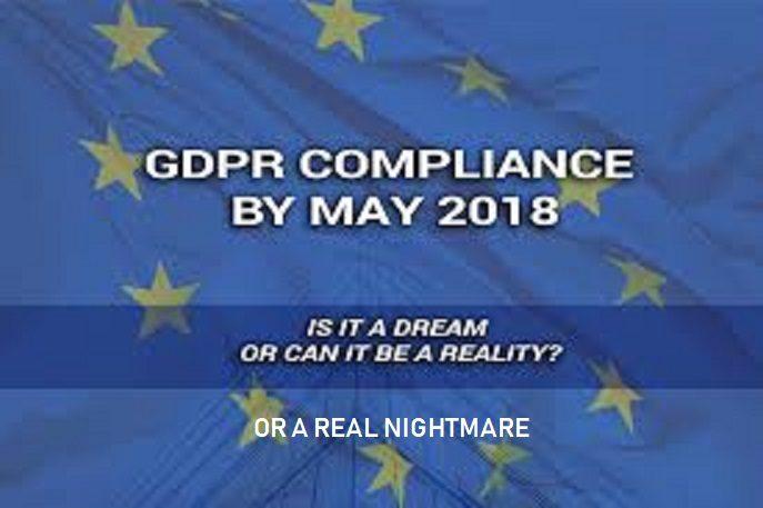 GDPR, COME CON LA SCUSA DEI DIRITTI L'EUROPA DISTRUGGE LA LIBERTA' (alla faccia delle nuove tecnologie)