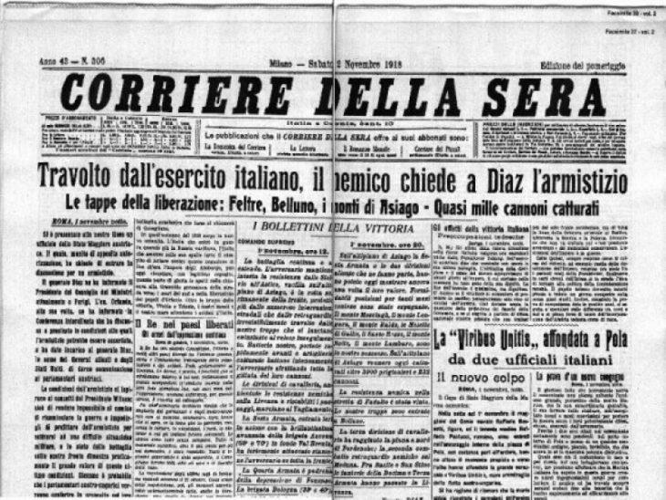 La falsificazione della Storia come arma politica: il caso della Prima Guerra Mondiale