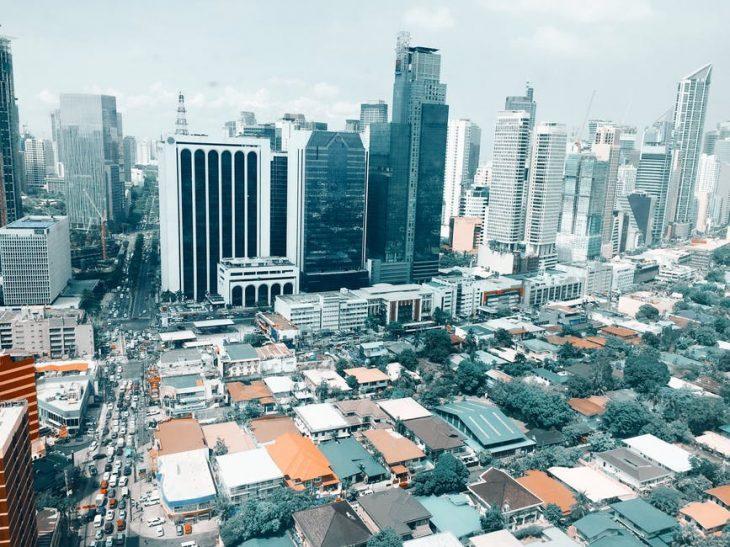 Nelle Filippine l'economia cresce del 6,8%