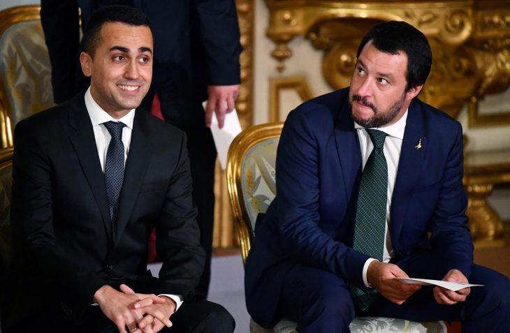 Ma quelli che attaccano convulsivamente Salvini e Di Maio, sinceramente, che problemi hanno? (di Giuseppe PALMA)