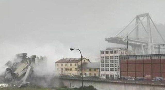 Crollo ponte Morandi: i vincoli europei c'entrano e come! (di Paolo BECCHI e Giuseppe PALMA)