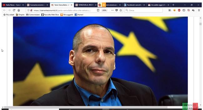 """Italia News Intervista: """"Salvataggio Grecia"""", Assalto Hacker a Facebook e """"Koala"""""""