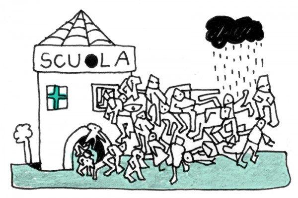 """""""Ricostruzione della scuola della cittadinanza attiva"""" di R. SALOMONE MEGNA  parte seconda"""