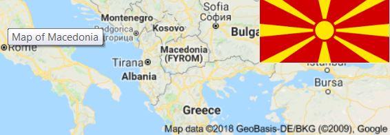 Macedonia, ennesimo flop della UE politica