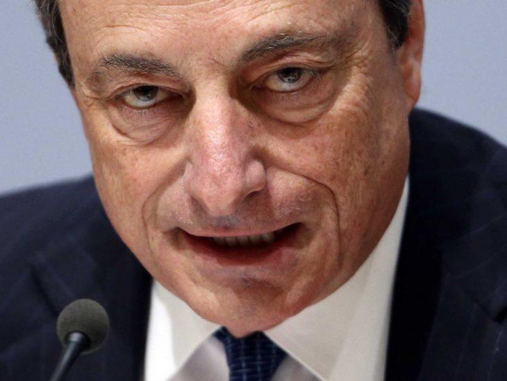 Il vero responsabile dell'innesco della crisi del 2011: Mario Draghi, un Italiano alla BCE necessario per mettere (impropriamente) in mora l'Italia