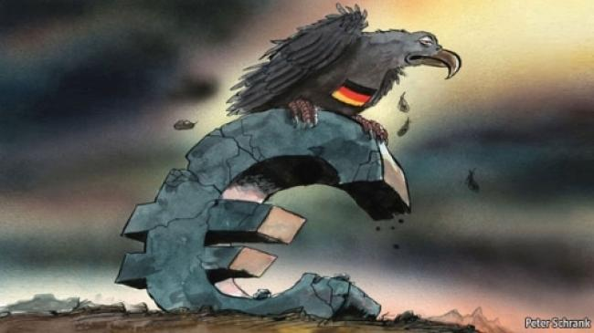 Una sciagura chiamata euro