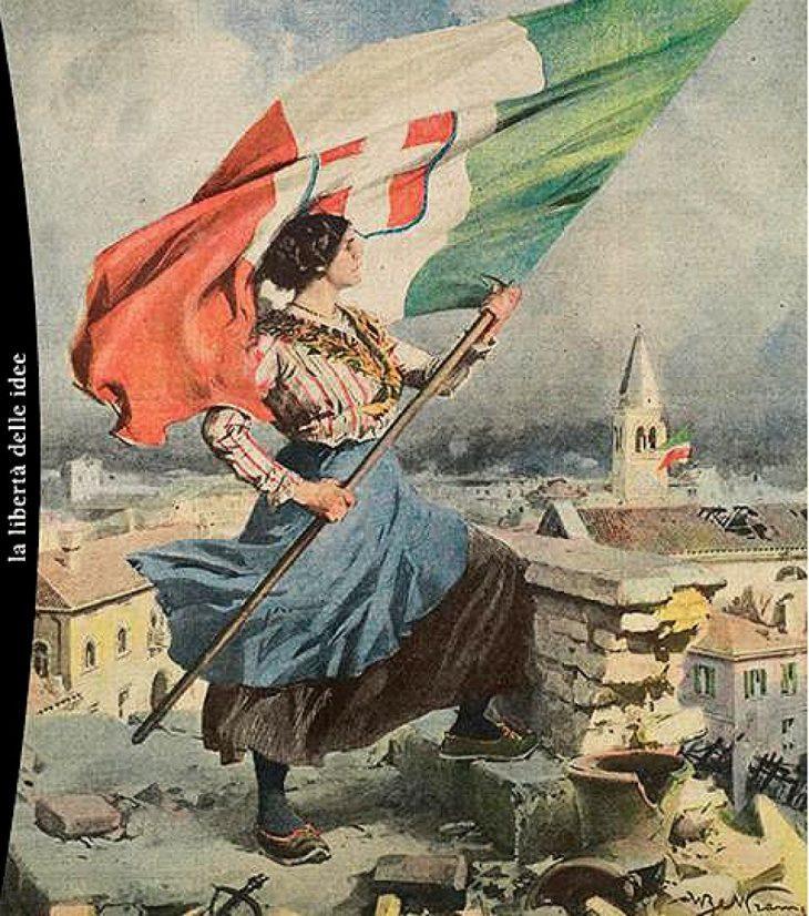 """#4novembre2018 Centenario della Vittoria: """"RIALZATI, ITALIA!"""" (di Giuseppe PALMA)"""