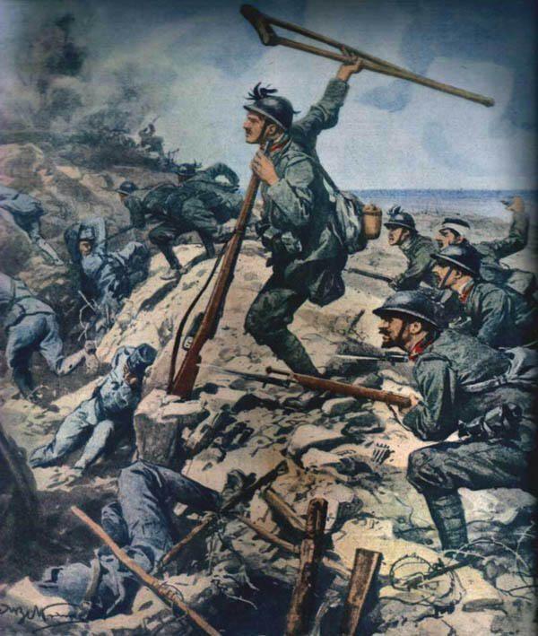4/11/1918 – 4/11/2018 «Non passa lo straniero!» – La GRANDE GUERRA spiegata da Giuseppe PALMA in 23 slides