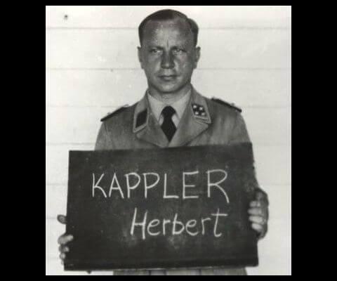 """Chiedo venia: non fu G. Schroder ad imporre la """"fuga di stato"""" del nazista H. Kappler dal Celio ma il cancelliere tedesco H. Schmidt, ricattando l'Italia per un prestito da concedere!"""