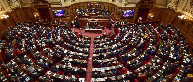 Il mondo infernale disegnato dal Senato francese. Fine della libertà