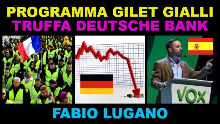Francia Germania e Spagna: su Italia News intervista a Fabio Lugano sulla situazione europea