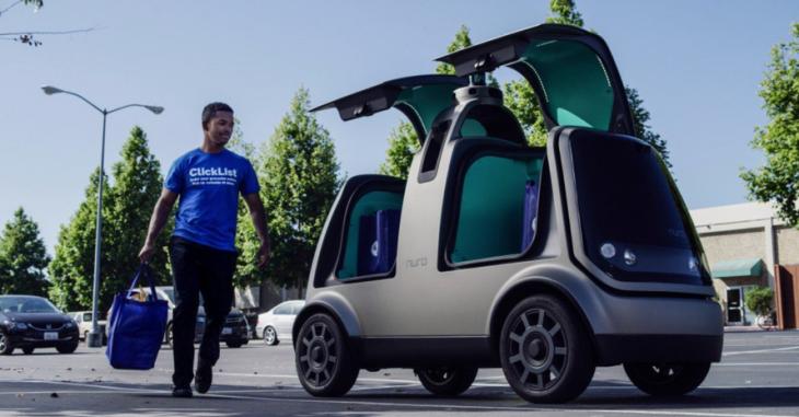 Negli USA i robot stanno sostituendo gli uomini nelle consegne a domicilio. Che faremo del lavoro a bassa redditività?
