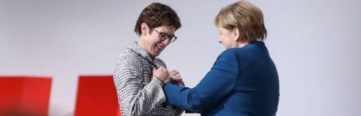 Il dopo congresso della CDU della Merkel e il cambiamento che non convince (di Viola Ferrante)