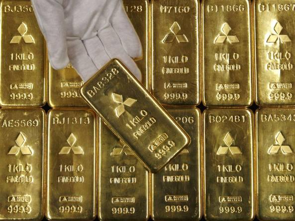 La Banca d'Italia non ha dubbi: l'oro è suo, quindi della BCE, non del popolo italiano. Intervista a Salvatore Rossi ed altri documenti.