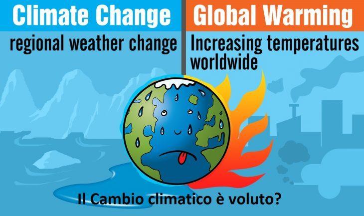 Recenti studi di Harvard vogliono cambiare il clima irrorando l'atmosfera con sostanza chimiche (non stiamo parlando di scie chimiche, anche se l'effetto sarebbe lo stesso…)