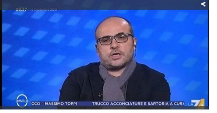 Fabio Dragoni a La 7: Trattative Governo, Giorgetti, Casaleggio e….. Tablet