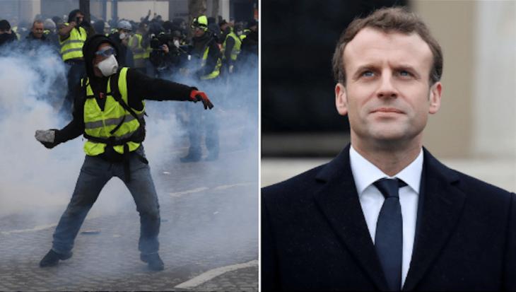 Rapporto deficit/Pil: se sfora Macron, dobbiamo poterlo fare anche noi. Basta trattative a ribasso con Bruxelles! (di Giuseppe PALMA)