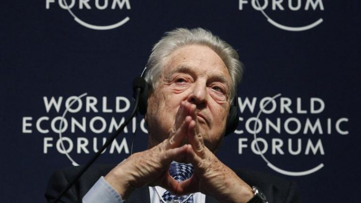 Soros scende in guerra contro la Cina (oltre che alla Russia)