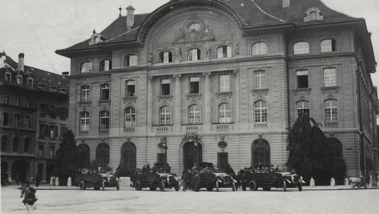   Delisting della Banca nazionale svizzera   Oggetto   Il Parlamento svizzero
