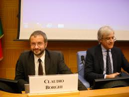 Rinaldi, Borghi e … M.E. Boschi sulla crisi delle banche !!!