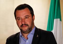 SALVINI RISCHIA: ORMAI FORZA ITALIA E' ALLINEATA COMPLETAMENTE CON IL PD