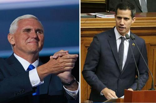 Venezuela: Pence appoggia Guaidò. Intervento più vicino, scontri alla frontiera