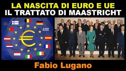Italia News: cade l'anniversario del trattato di Maastricht. Quello che non ha funzionato