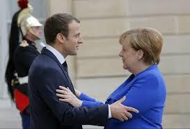 Francia e Germania, gioie e dolori (politici)