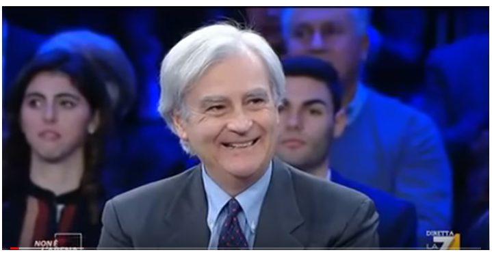 Antonio Maria Rinaldi ufficialmente candidato nel Centro Italia