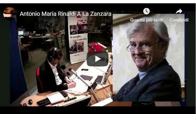 Rinaldi vs Parenzo a R24. BUON ASCOLTO