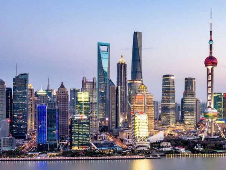 BLOCKCHAIN: SHANGHAI DIVENTA UNA SMART CITY