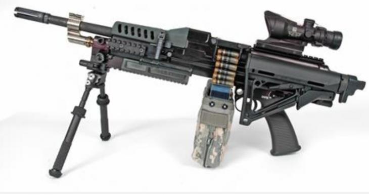 Ecco il prototipo del prossimo fucile d'assalto USA