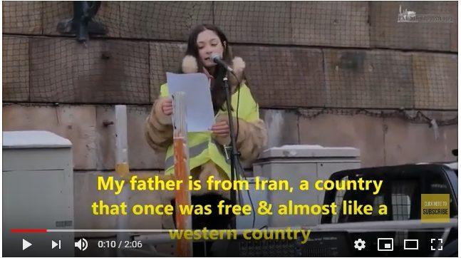 Izabella Nilsson Javardi, l'anti Greta Thunberg, ma…. sa anche ragionare