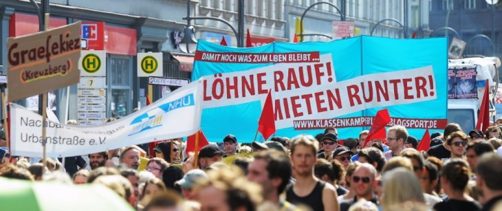 DIW: in Germania cresce la disuguaglianza e la rabbia sociale