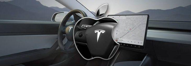Gli USA cambiano fornitori e…. voci di Apple che acquista Tesla