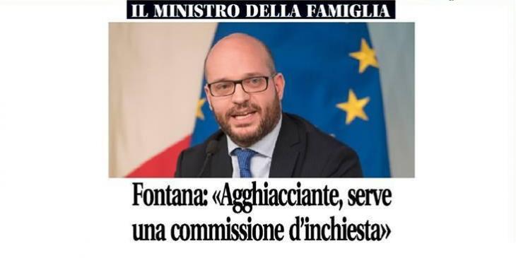 FONTANA : DOPO REGGIO PARTA SUBITO LA COMMISSIONE D'INCHIESTA SULLE CASE FAMIGLIA