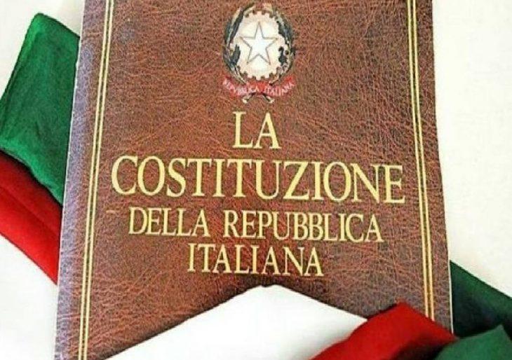 ART. 117 DELLA COSTITUZIONE E VINCOLI EUROPEI OVVERO COME PRIVARE UN POPOLO DELLA SUA LIBERTA' ( Domenico Caruso)
