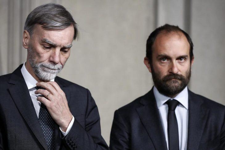 DELRIO ORFINI, PERCHE' INVECE CHE AL MARE NON ANDATE A REGGIO EMILIA? (i bambini i abusati non valgono come una gita al mare)