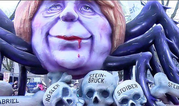 COME LA GERMANIA OCCUPA MANU MILITARI LE ISTITUZIONI EUROPEE