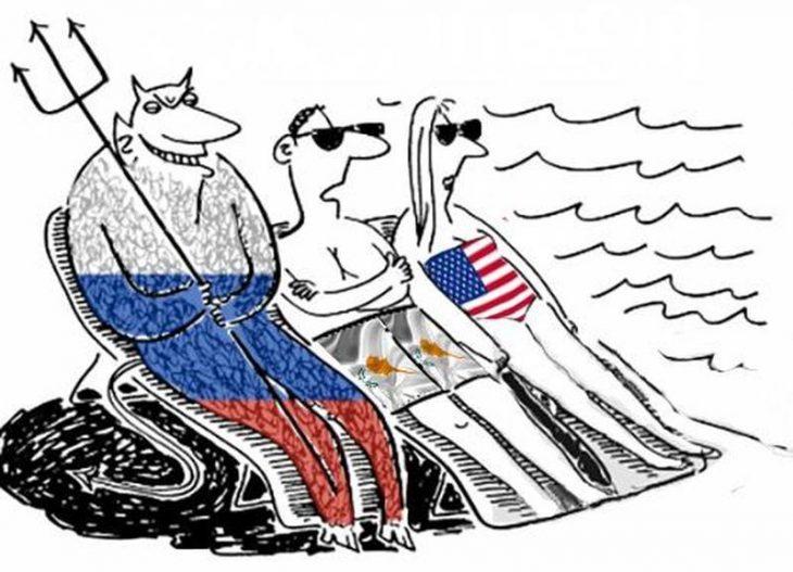 CIPRO: GLI USA ENTRANO IN GIOCO. L'Europa ha lasciato il vuoto