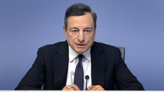 OBIETTIVO INFLAZIONISTICO SIMMETRICO: come Draghi semina un po' di terrore in Germania