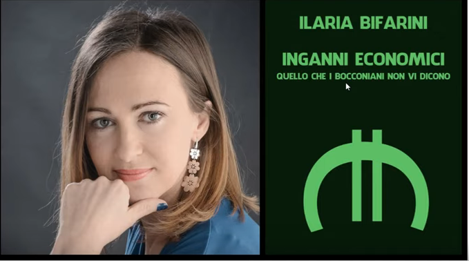 Ilaria Bifarini: Inganni economici. Intervista sul suo nuovo libro