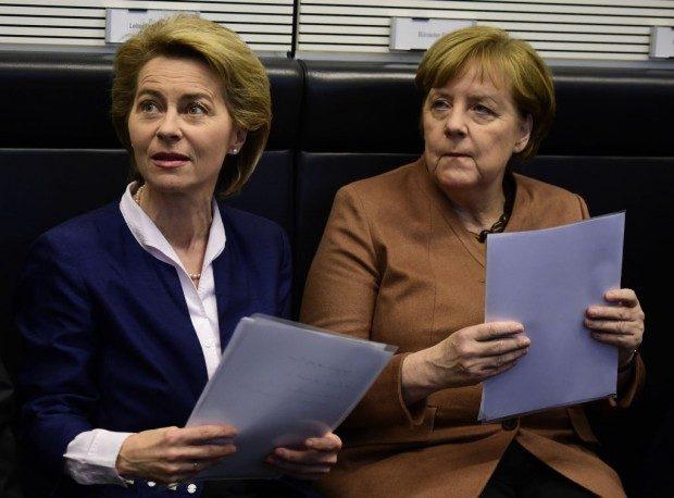 Von der Layen rischia di far saltare la coalizione in Germania