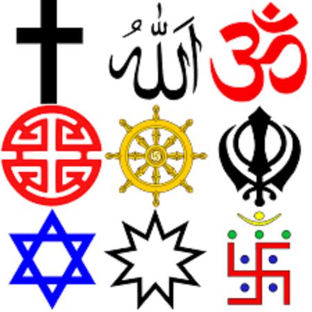 LE RELIGIONI NEL MONDO : infografica completa