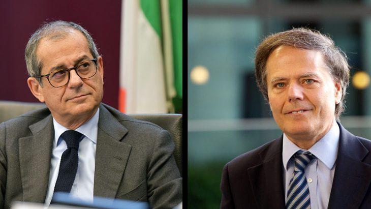 """Perché il governo realizzi il """"contratto"""", Salvini chieda le dimissioni di Tria e Moavero (di P. Becchi e G. Palma su Libero)"""