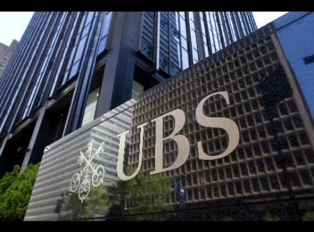 PAGARE PER DEPOSITARE I SOLDI: UBS fa pagare lo 0,75% a chi ha più di 1,6 milioni di euro depositati