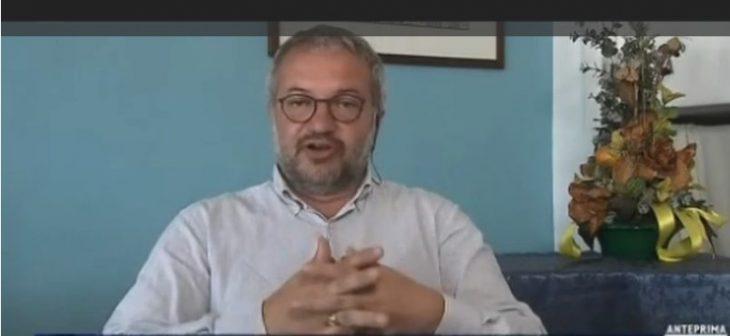 CLAUDIO BORGHI: ECCO IL VERO PERCHE' DELLA CRISI (VIDEO)