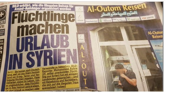 """BERLINO, Seehofer: """"Non sono profughi"""" (di Viola Ferrante)"""
