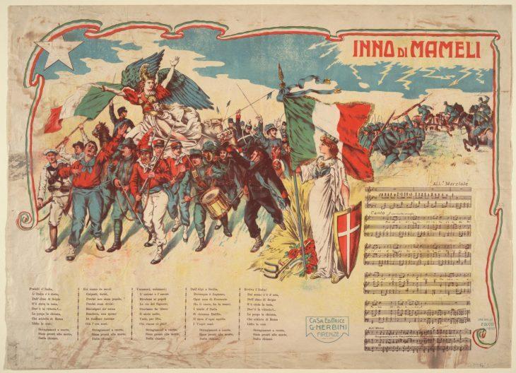 """A QUELLI CHE """"AH SALVINI HA FATTO SUONARE L'INNO IN SPIAGGIA"""" … IPOCRITI"""
